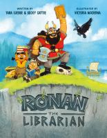 Cover image for Ronan the librarian