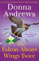 Cover image for The falcon always wings twice