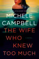 Cover image for The wife who knew too much
