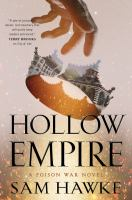 Cover image for Hollow empire