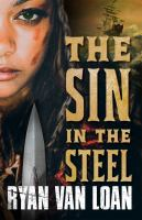 Cover image for The sin in the steel