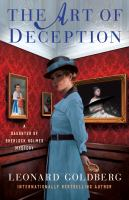 Cover image for The art of deception