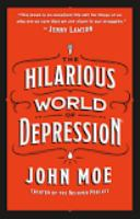 Cover image for The hilarious world of depression