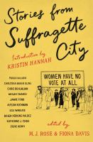 Imagen de portada para Stories from suffragette city