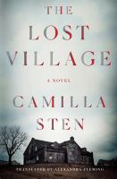 Cover image for The lost village