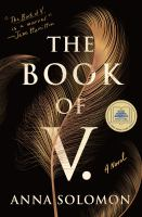 Cover image for The book of V.