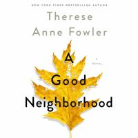 Cover image for A good neighborhood