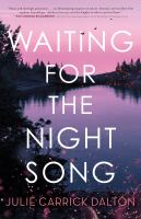 Cover image for Waiting for the night song