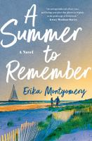 Cover image for A summer to remember