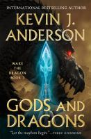 Cover image for Gods and Dragons