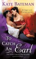 Cover image for To catch an earl
