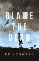 Cover image for Blame the dead