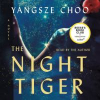 Cover image for The night tiger