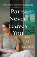 Cover image for Paris never leaves you
