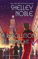 Cover image for A resolution at midnight