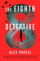 Cover image for The eighth detective