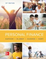 Cover image for Personal finance