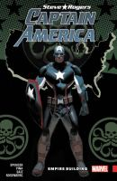 Cover image for Captain America, Steve Rogers. Vol. 3, Empire building