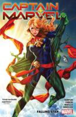Cover image for Captain Marvel. Volume 2, Falling star