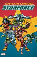 Cover image for Captain Marvel : Starforce