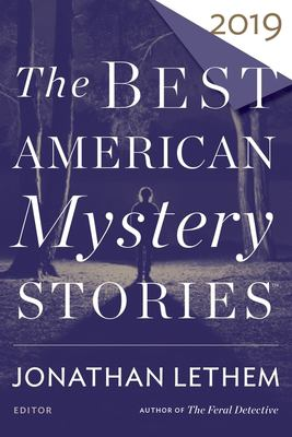 Cover image for The best American mystery stories 2019