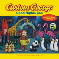 Cover image for Good night, zoo