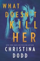Cover image for What doesn't kill her