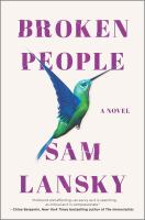 Cover image for Broken people