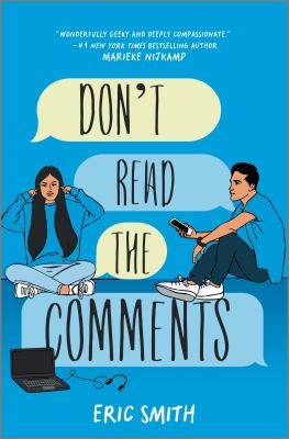 Cover image for Don't read the comments