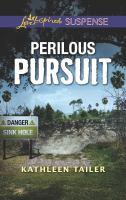 Cover image for Perilous pursuit
