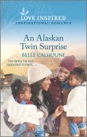 Cover image for An Alaskan twin surprise