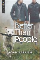 Cover image for Better than people