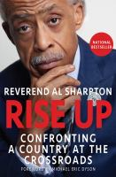 Cover image for Rise up : confronting a country at the crossroads