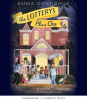 Cover image for The Lotterys plus one