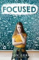 Cover image for Focused