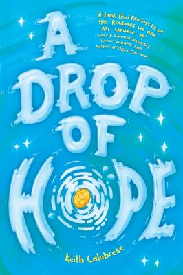 Cover image for A drop of hope