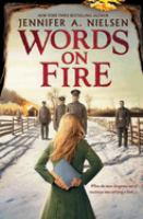 Cover image for Words on fire