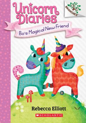 Cover image for Bo's magical new friend