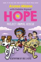 Cover image for Project animal rescue