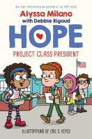 Cover image for Project class president