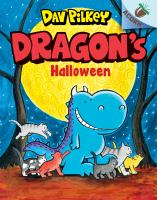 Cover image for Dragon's Halloween