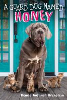 Cover image for A guard dog named Honey