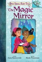 Cover image for The magic mirror