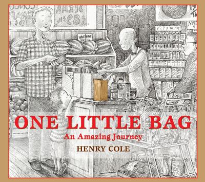 Cover image for One little bag : an amazing journey