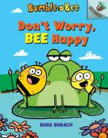 Cover image for Don't worry, bee happy