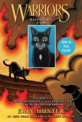 Cover image for Ravenpaw's path