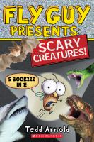 Cover image for Fly Guy presents : scary creatures!