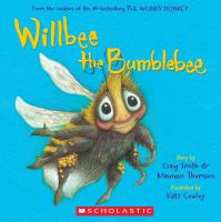 Cover image for Willbee the bumblebee
