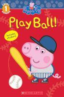Imagen de portada para Play ball!