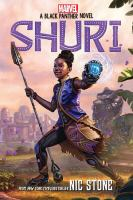 Cover image for Shuri : a Black Panther novel